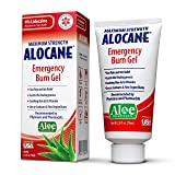 Alocane Maximum Strength Emergency Room Burn Gel, 2.5 Fluid Ounce
