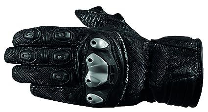 Roleff Racewear 924 Leather/Textile Gants RO 92, Noir, L