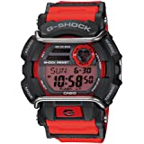 CASIO G-SHOCK MEN'S WATCH (GD-400-4JF) JAPANESE MODEL 2014 JULY RELEASED (Color: Red)