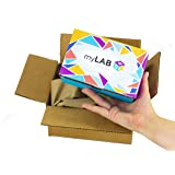 myLAB Box at Home STD Test for Men Discreet Mail In Kit Lab Certified Results In 3-5 Days (Chlamydia/HIV/Gonorrhea/Trichomonas's),12601
