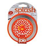 MSC International 77019 Joie Splash Kitchen Sink Strainer Basket, Fish, Orange (Color: Orange, Tamaño: Fish)