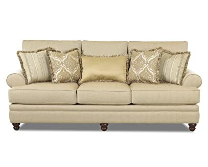 Klaussner DARCY Sofa, Straw