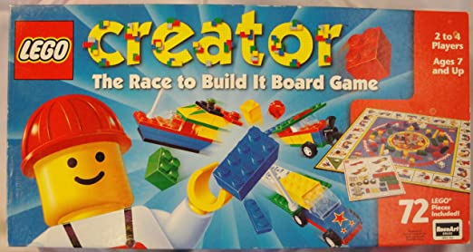 Board Game Buildings to Build it Board Game