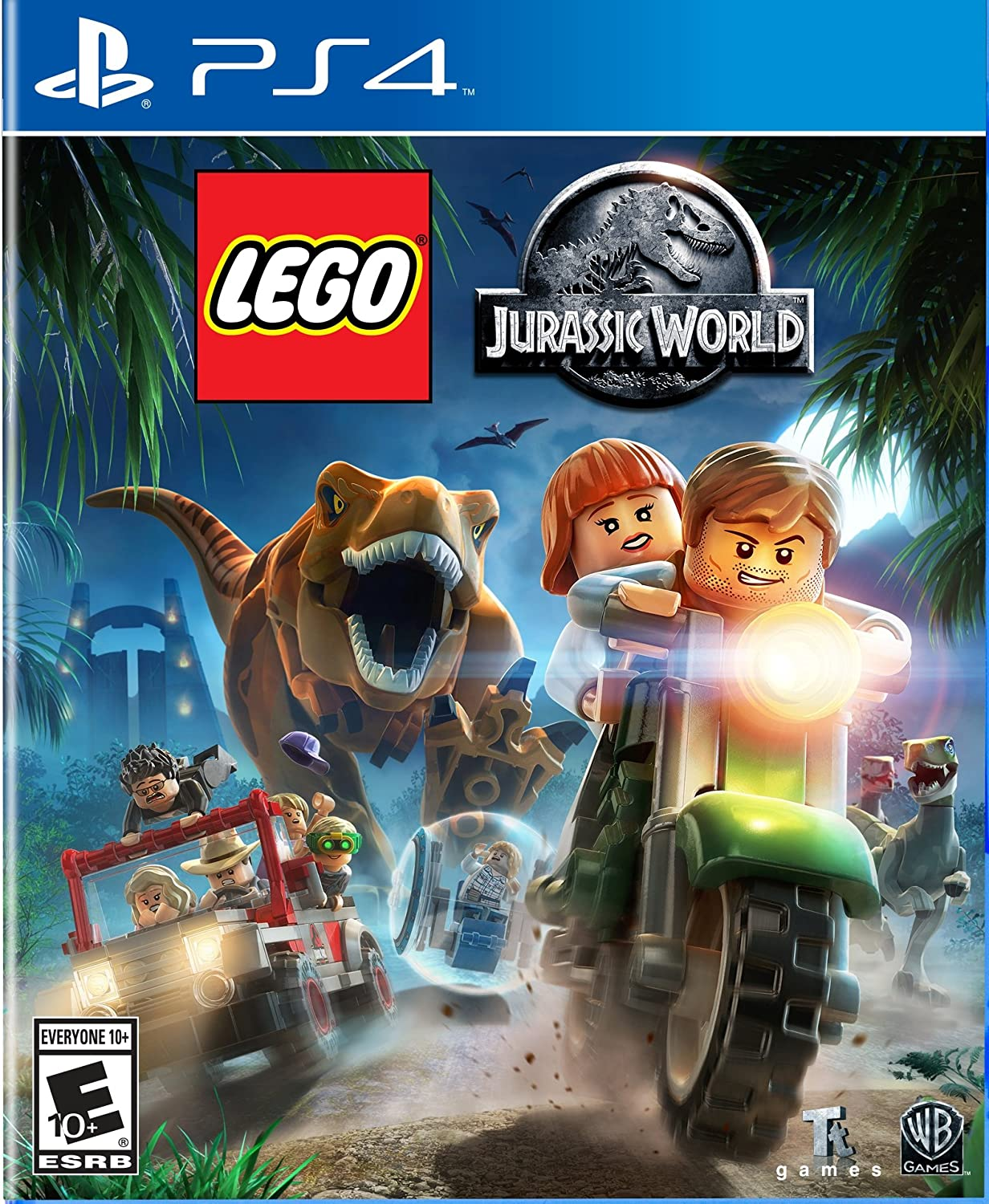 Lego-Jurassic-World-Game-PS4-XBox-Wii-U-PS3-3DS-PSVita