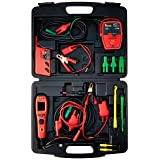 POWER PROBE IV Master Combo Kit - Red (PPKIT04) Includes Power Probe IV with PPECT3000 and Accessories (Color: CHROME)