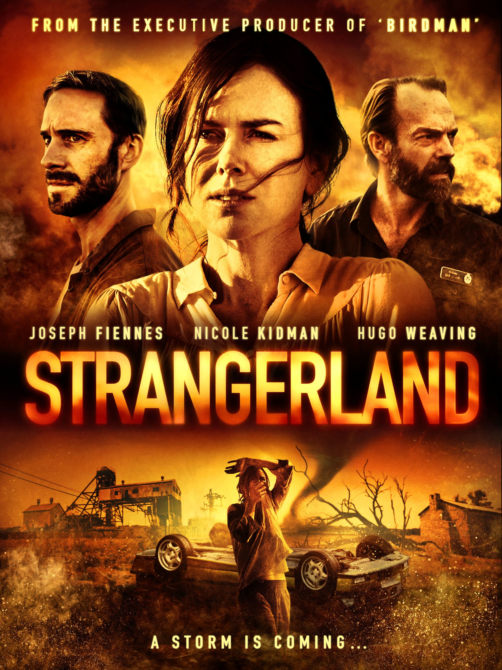 Strangerland on Amazon Prime Video UK