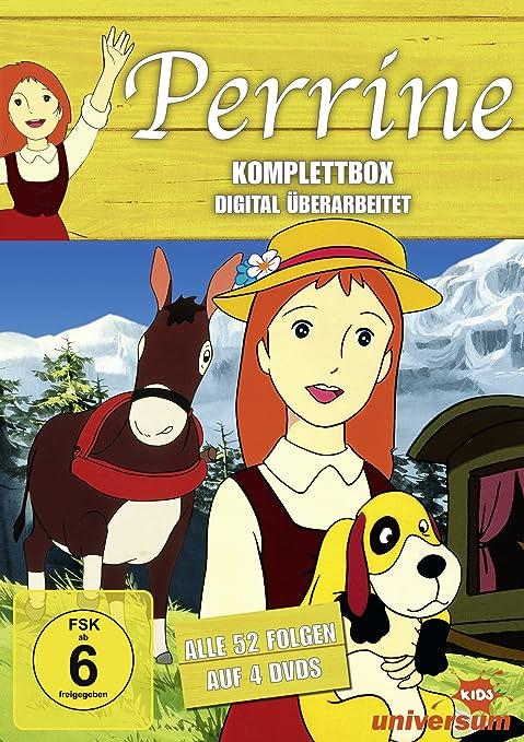 Perrine, DVD