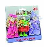 Budkins Fairy Tale Figure Set