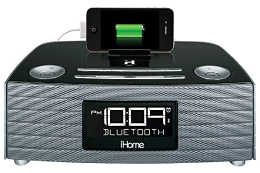 iHome IBN97GC Radio portable Noir