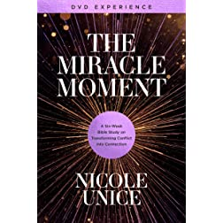 The Miracle Moment DVD Experience (May 2021)