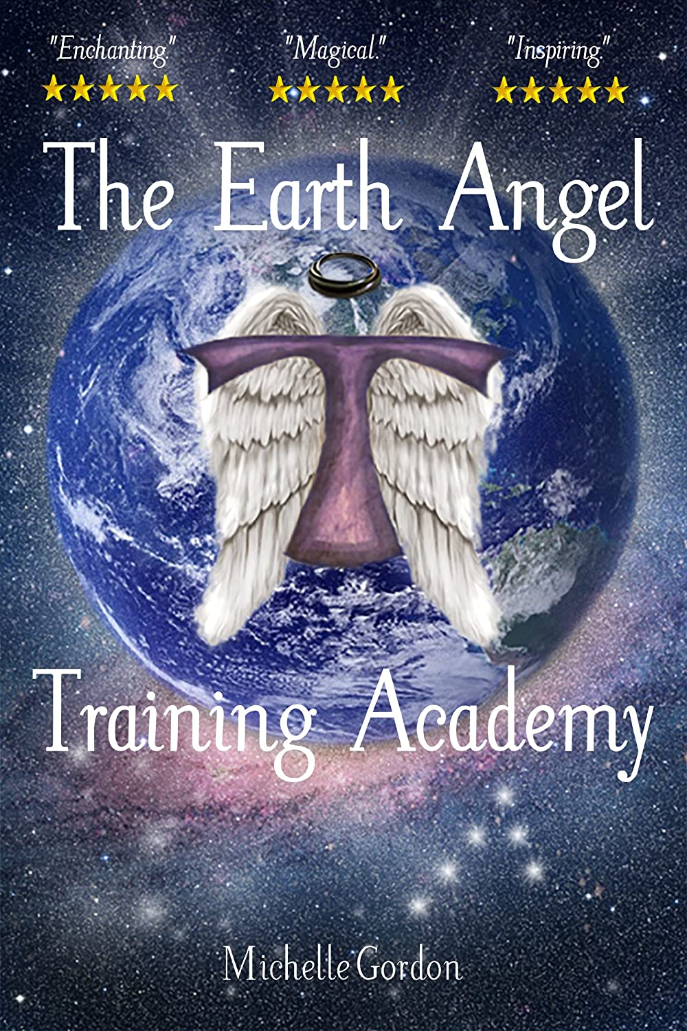 Earth Angel Training Academy Book Trailer by Michelle Gordon