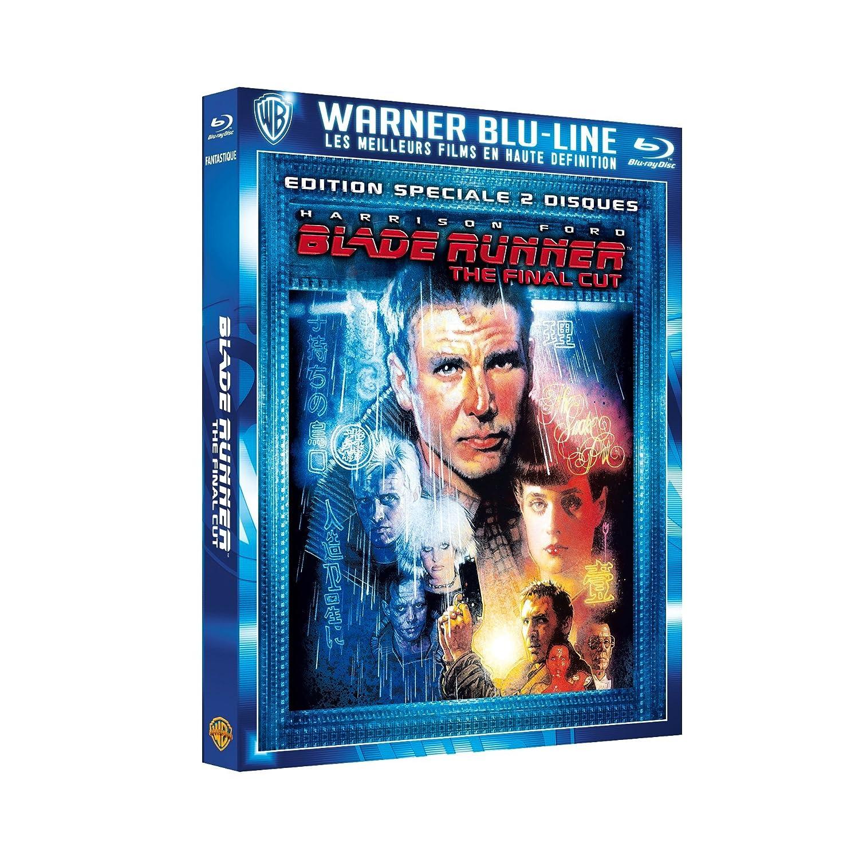 Blade Runner - Final Cut - Edition Blu-Ray/dvd 91ME7dyr8DS._AA1500_
