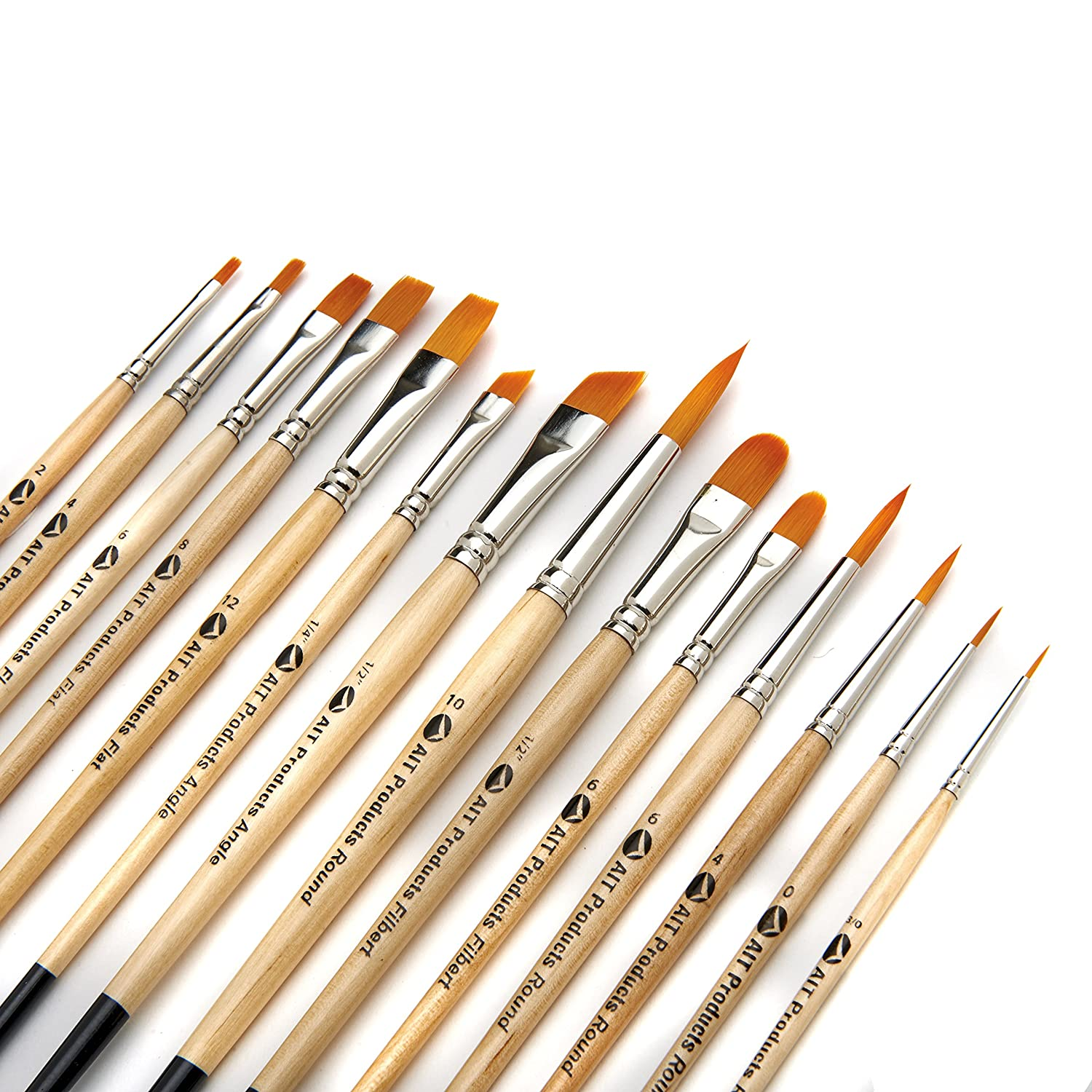 AIT Art Paint Brushes