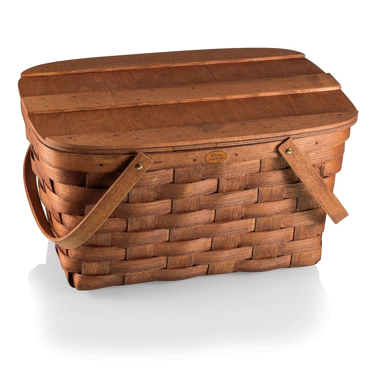 Picnic Time Prairie Picnic Basket 3