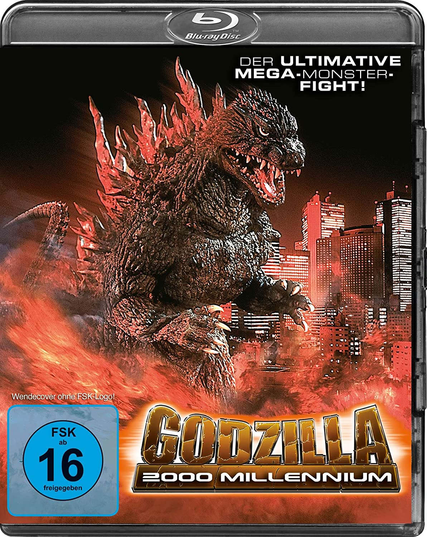 Godzilla 2000 Millennium, Blu-ray