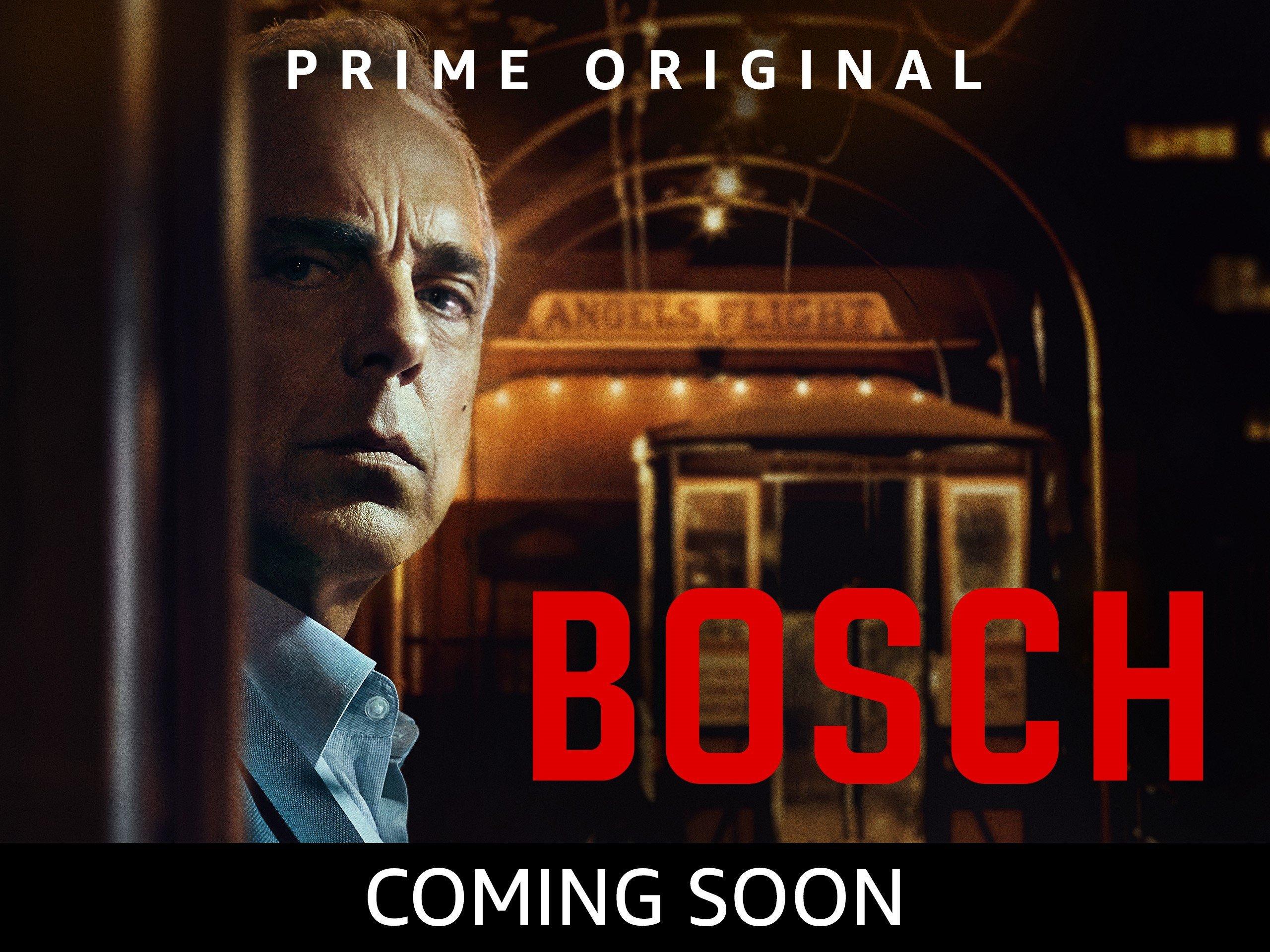 Bosch on Amazon Prime Instant Video UK