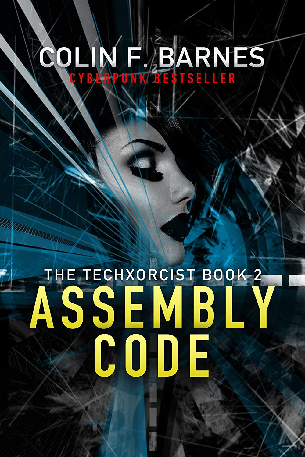 Assembly Code (Book 2 of The Techxorcist)