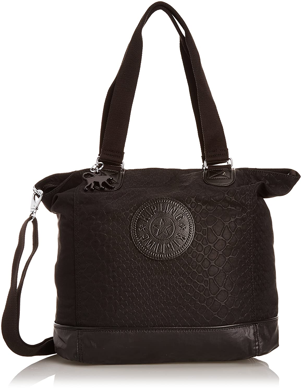 Kipling Shopper Combo Large Shoulder Bag With Removable Strap 34
