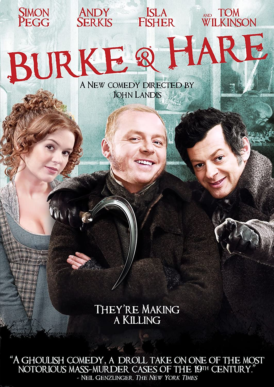 Burke & Hare Cover