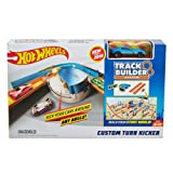 Hot Wheels Track Builder Custom Curve Kicker Playset