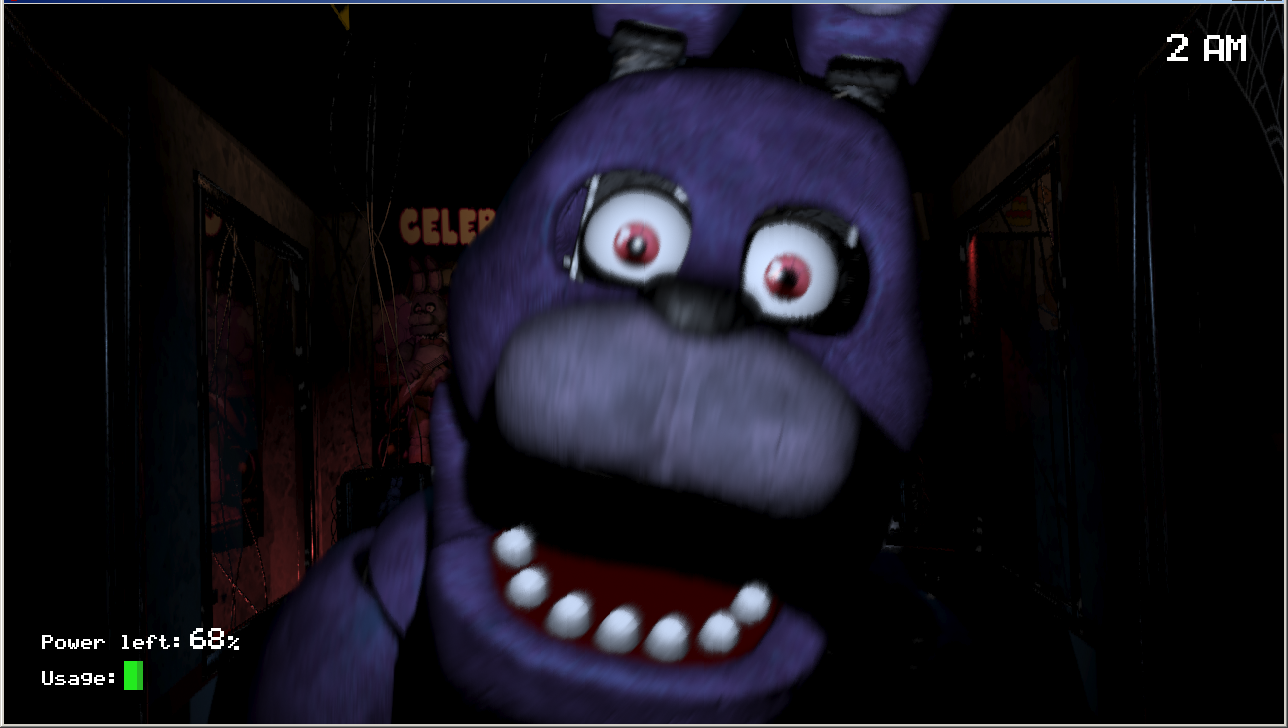 Five Nights Freddy Game