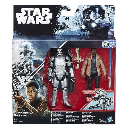 Star Wars - B7073 -  Rogue One - Pack 2 Figurines 10 cm - Modèle Aléatoire