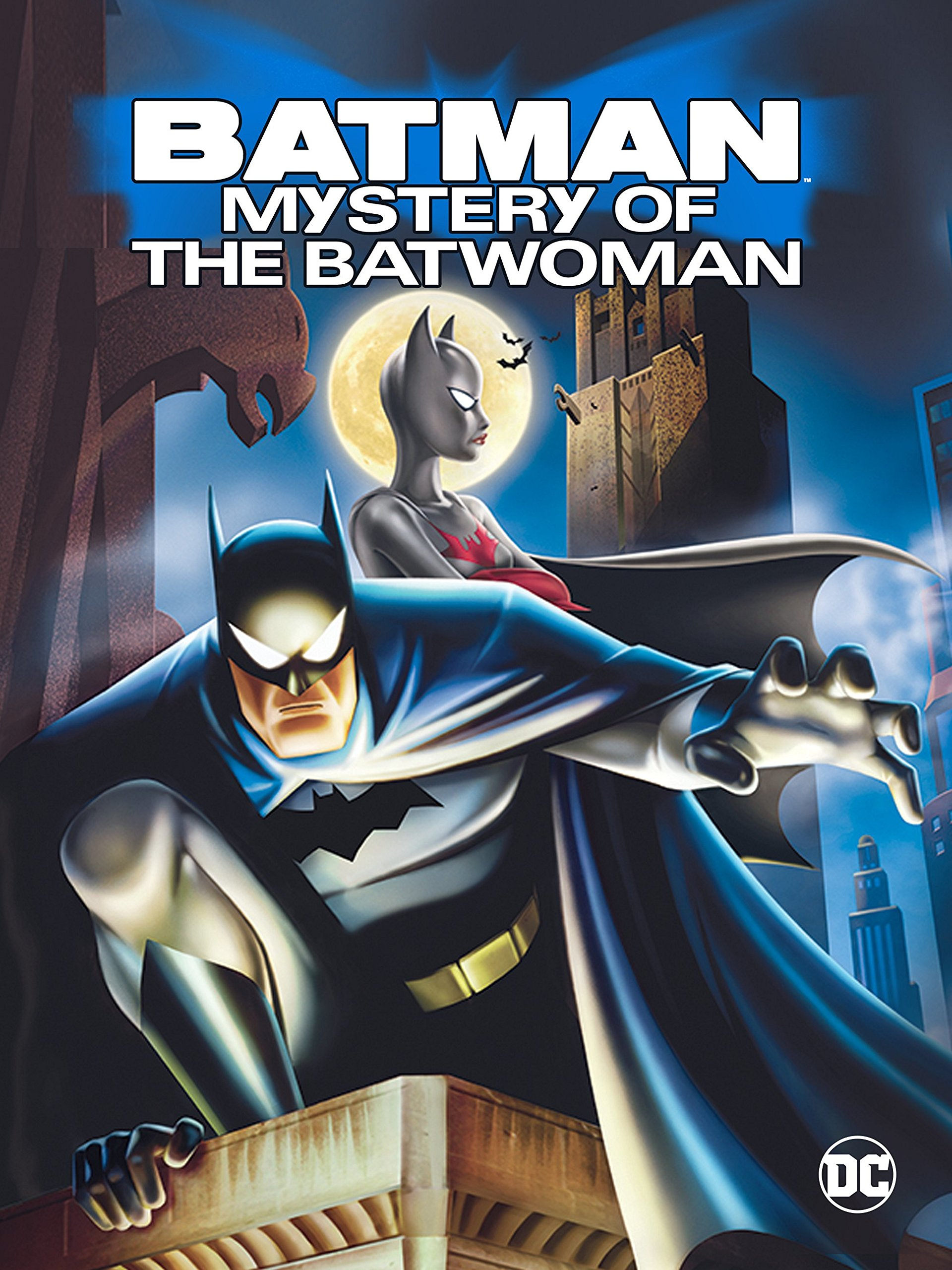 Batman - Mystery of the Batwoman on Amazon Prime Instant Video UK