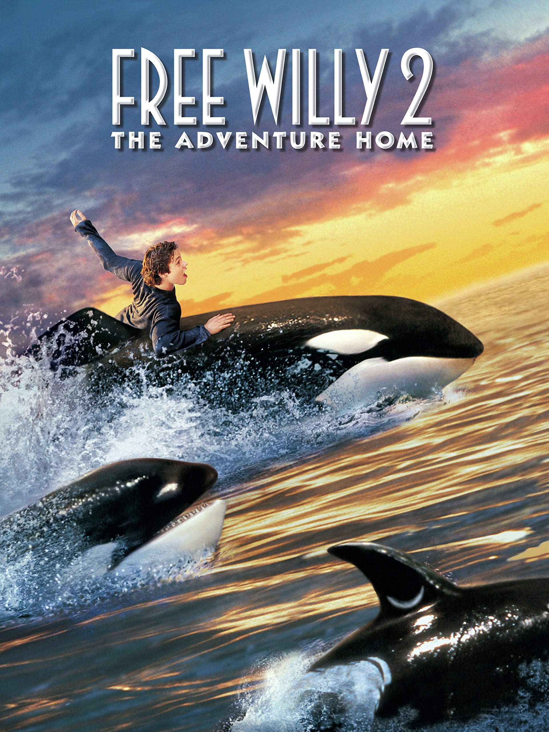 Free Willy 2 - The Adventure Home on Amazon Prime Video UK