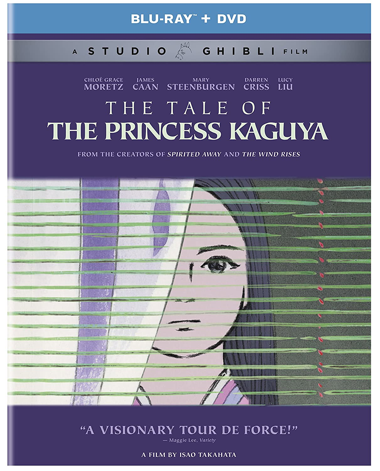 The Tale of Princess Kaguya Pic
