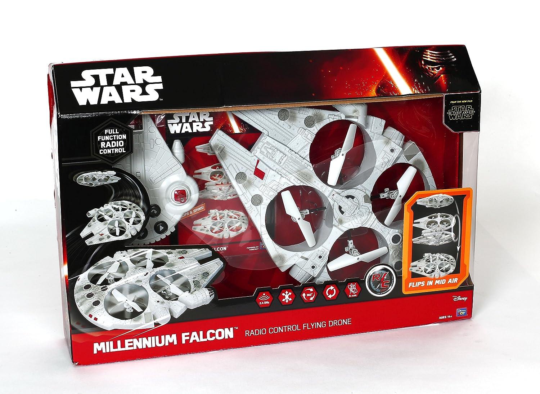 Giochi Preziosi Star Wars VII - Drone RC Millenium Falcon al miglior prezzo