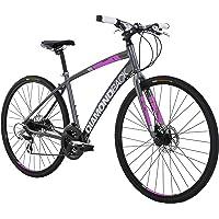 Diamondback Clarity 2 Women's Performance Hybrid Bike (Grey/Pink)