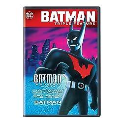 Batman Beyond Triple Feature (DVD)
