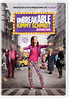 Book Cover: Unbreakable Kimmy Schmidt: Season Two