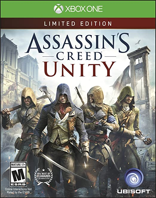 Assassin's Creed Unity - Limited Edition - Xbox One