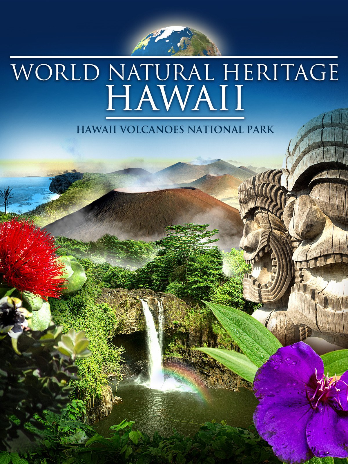 World Natural Heritage Hawaii on Amazon Prime Video UK