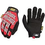 Mechanix Wear - Original Work Gloves (Medium, Red) (Color: Red, Tamaño: Medium)