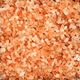 The Spice Lab Pink Himalayan Salt - 1 Pound Coarse - Gourmet Pure Crystal - Nutrient and Mineral Fortified for Health - Kosher and Natural Certified
