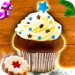 Winter-Muffins, Weihnachts-Cupcakes &...