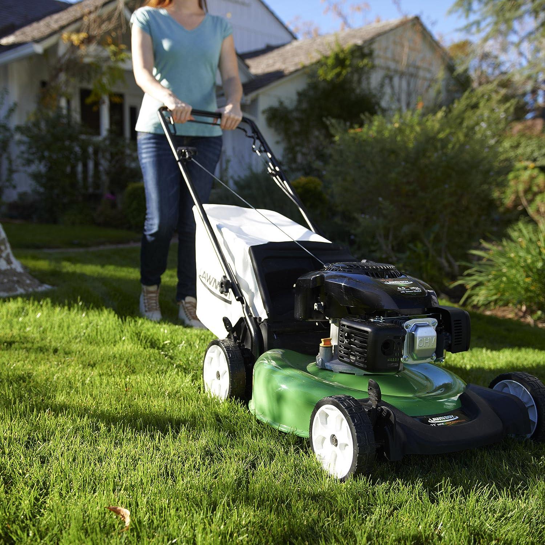 Lawn-Boy 10732 Kohler XT6 OHV, Rear Wheel Drive Self Propelled Gas Lawn Mower, 21-Inch