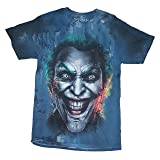 Injustice Gods Among Us Joker Graphic T-Shirt - X-Large (Color: Blue, Tamaño: X-Large 46/48)