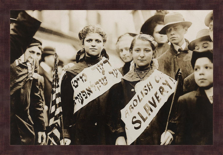 Labor Day Parade of Jewish Girls