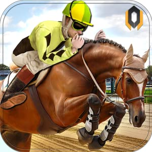 Real Horse Racing Challenge - Derby Race World Championships from Tenlogix Games