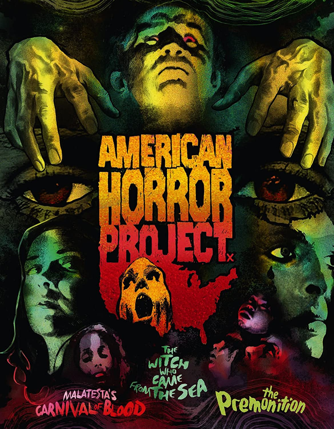 American Horror Project (Vol 1)
