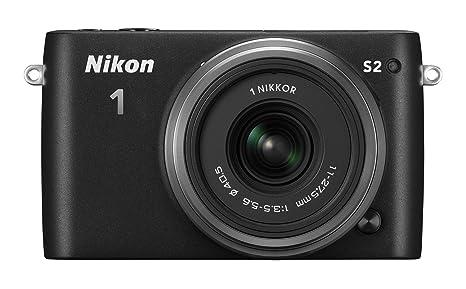 Nikon 1 S2 Kit noir + 11-27,5 mm
