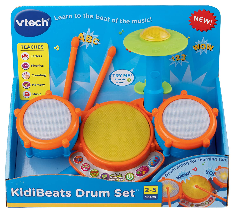 3 Easy Beginner Drum Beats | Beginner Drum Lesson - Drum ...