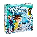Hasbro Games Toilet Trouble (Color: Multi-colored)
