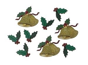 Boutique stagionale abbellimenti-Jingle Bells di Jolee   más noticias y comentarios