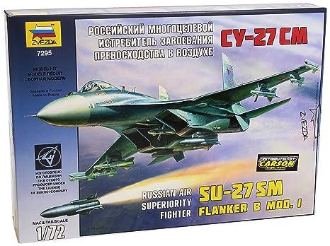 Zvezda - Z7295 - Sukhoi Su-27sm