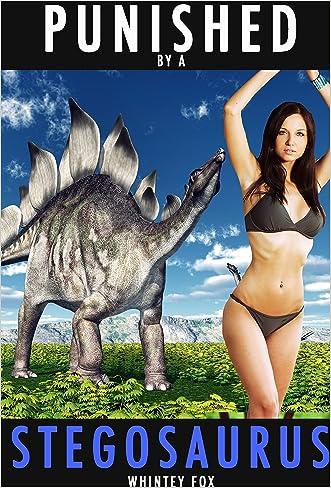 Punished By A Stegosaurus: (Dinosaur Taboo Erotica)