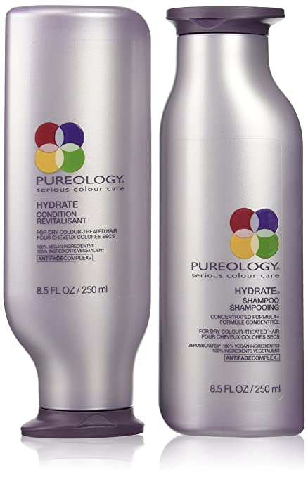 Pureology Hydrate Shampoo & Condiitoner - Michelle Lynne's favorite beauty products - www.MLInteriorsGroup.com